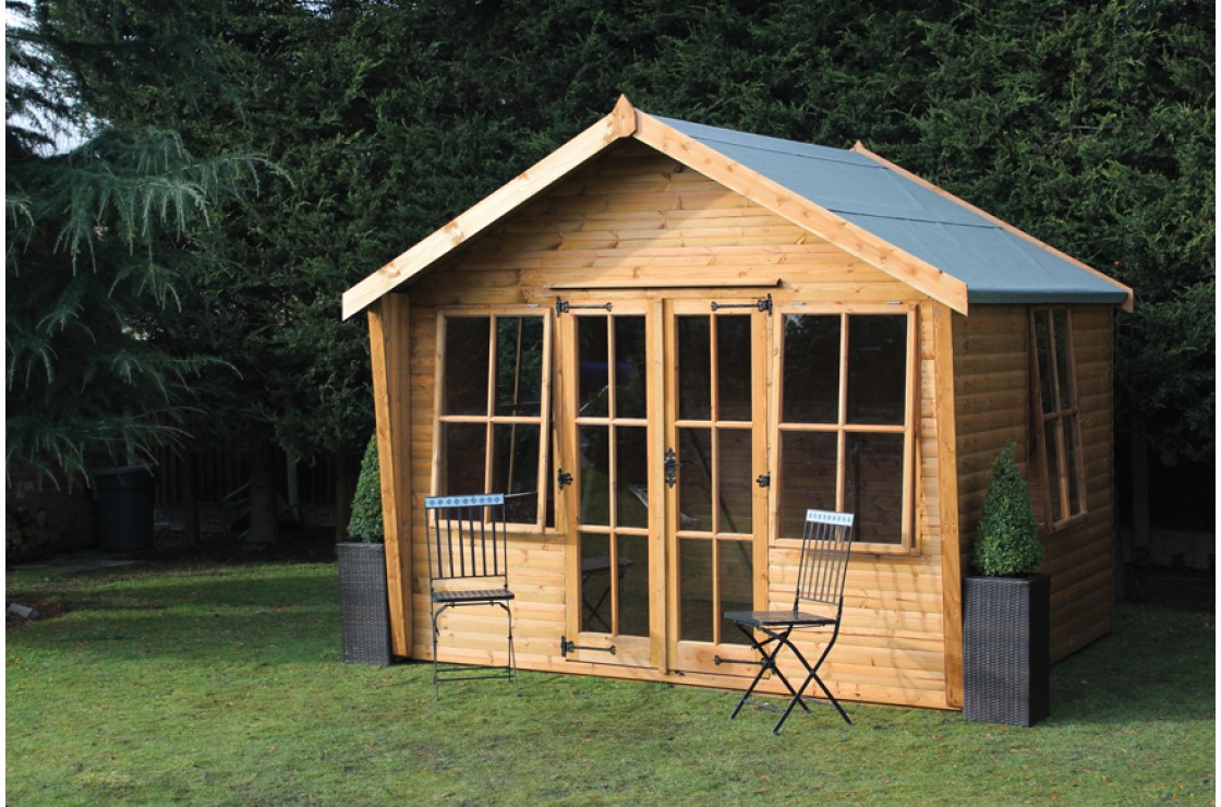 Alpine Wing Cabin